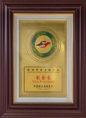 深圳市商业联合会副会长